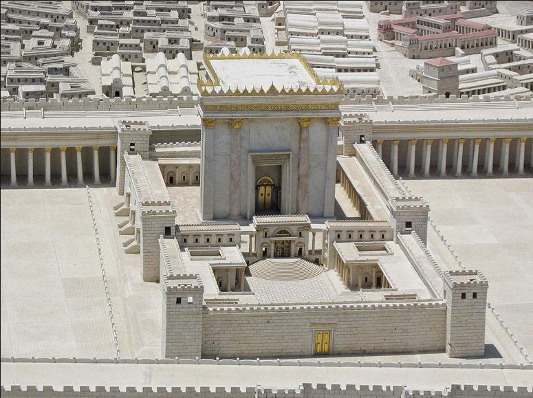 Moshe Feiglin veut bâtir un Troisième Temple immédiatement