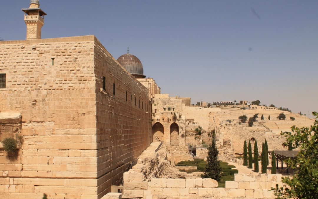 Ménage de Pessa'h et contrôle de sécurité au mur Occidental