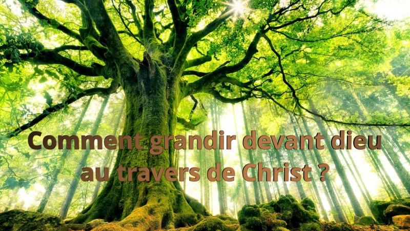 Comment grandir devant Dieu au travers de Christ ? – Sondernach (18 Vidéos)