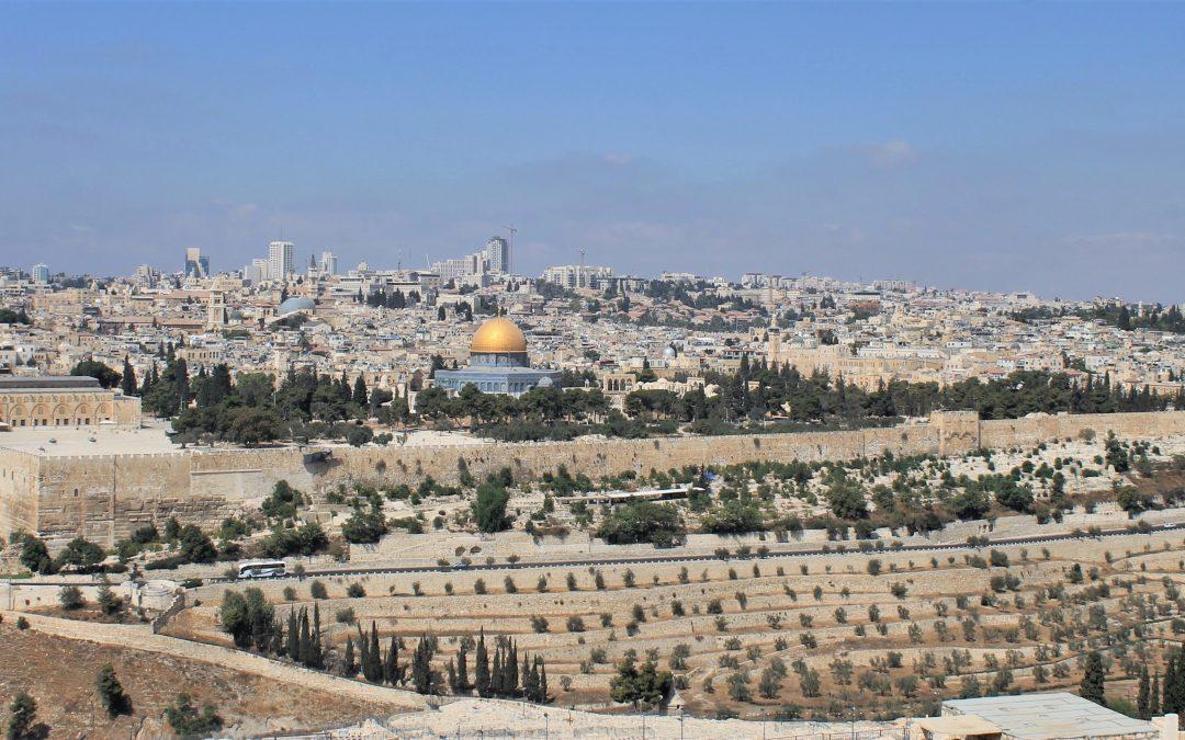 A l'école de Yéshoua – Voyages en Israël 2019 (11 vidéos)